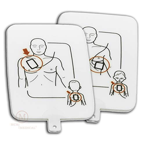 Prestan CPR AED Training Pads (One Set)