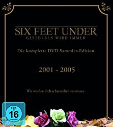 Six Feet Under – Die komplette Serie (DVD)