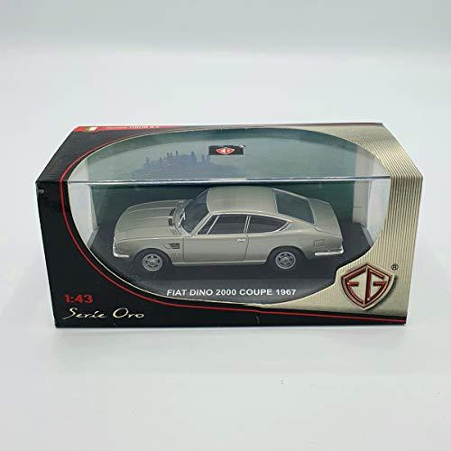 Edison Giocattoli MODELLINO Fiat Dino 2000 Coupe 1967 1:43