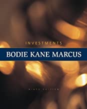 Investments by Bodie, Zvi, Kane, Alex, Marcus, Alan 9th (ninth) (2010) Hardcover
