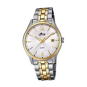 Lotus reloj hombre Klassik Stahlband klassisch 18376/1