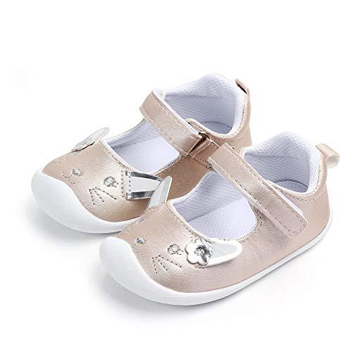 LACOFIA Chaussure antidérapants Premier Pas bébé...