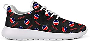 ZTUO Womens Road Running Shoes Stylish Low Top Jogging Gym Go Easy Walking Sneaker