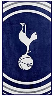 Official Tottenham Hotspur (Spurs) Premier League Crest Bath Towel