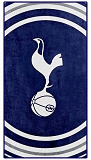 Official Tottenham Hotspur (Spurs) Premier League Crest Bath Towel