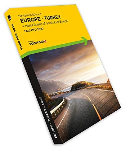 SD-Karte Europa WEU Ford MFD 2020 - TomTom - i1031208