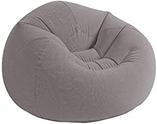 Intex 68579NP - Sillón hinchable beanless 107 x 104 x 69 cm