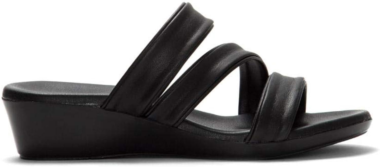 Italian shoesmakers Women's 4283V9 Black M