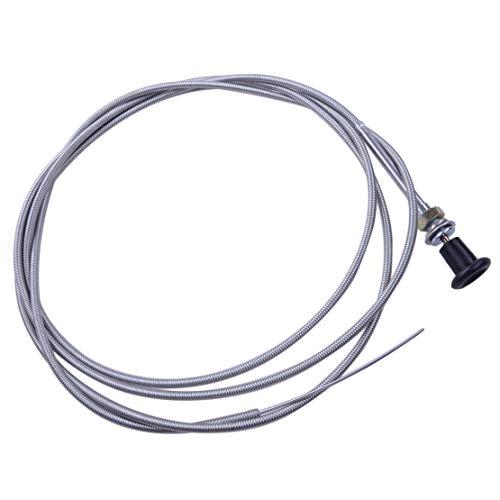 8ft. Cable de starter de carburador Universal, 96pulgadas de largo para el tractor cortacésped 60122longitud: aprox. 243.8cm