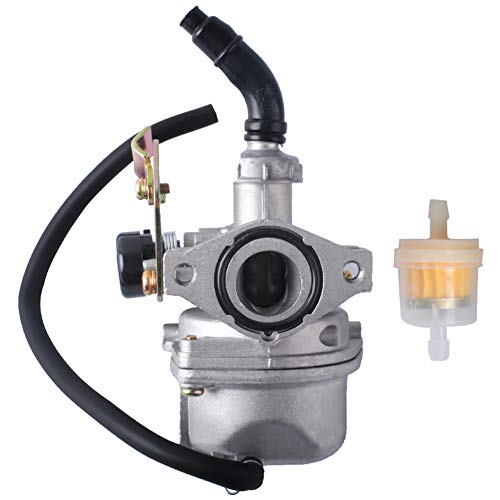 Gekufa 0454886 Carburetor Carb with Fuel FilterCompatible with 2007-2014 Polaris Sportsman 90 Outlaw 50 90