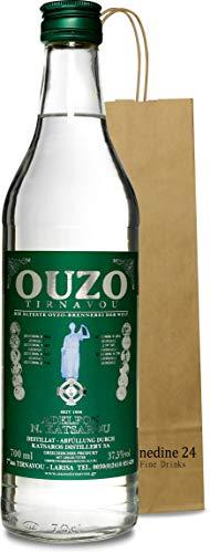 Premium griechischer OUZO   Uzo aus Griechenland, Anis Geschmack mild   Geschenk   700ml