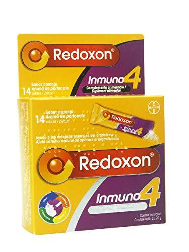 Redoxon Inmuno 4 14 Umschläge Dosis