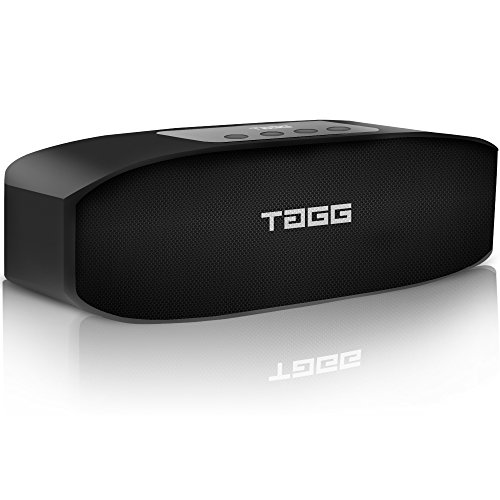 TAGG LOOP Portable Wireless Bluetooth Speaker with MIC