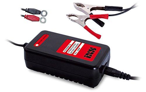 IXS X.Charger 02 Batterieladegerät Motorradbatterie Ladegerät Lithium Autobatterie Motorrad Batterielader