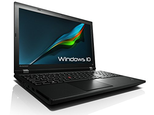 Lenovo ThinkPad L540 Business Notebook # 15.6in WXGA, Intel Core i5-4300M 2.6GHz , 8GB RAM , 128 GB SSD, WLAN , Webcam, BT, Win10 Profesional (Generalüberholt)