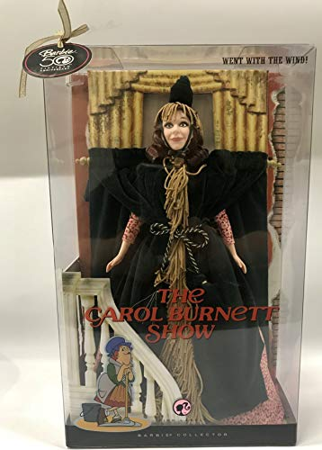 The Carol Burnett Show Went with the Wind! Barbie Doll