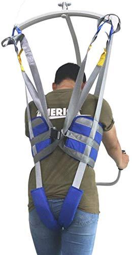 Elevación paciente Honda Escalera Corredera Correa Placa transferencia Silla evacuación Subir y bajar escaleras Suministros para discapacidad Equipo médico Transferencia a silla de ruedas silla cama