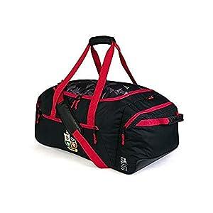 Canterbury of New Zealand Unisex's British and Irish Lions Vaposhield Medium Sports Bag, Black, One Size by Canterbury