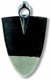 Diente plana. Ojo Redondo 006/de acero forjado templado raseta tipo guardiagrele Art