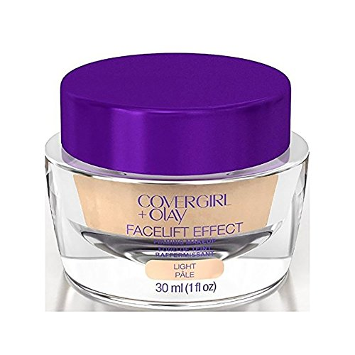 Covergirl Plus Olay Facelift Effect Firming Makeup - 330 Light