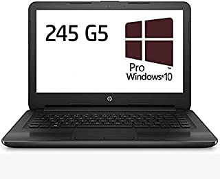 HP 245 G5 - AMD A6, 14 Inch, 4GB, 500GB, Radeon R4 , Win10 Pro , Grey