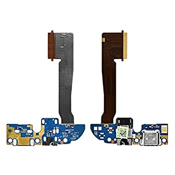 Charging Dock Port Charge Flex Cable Compatible with HTC One M8