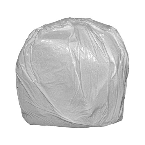 Ahh! Products 3mm Micro Virgin Bead Polystyrene Styrofoam Bean Bag Chair Filling, 8 Cubic Feet , White