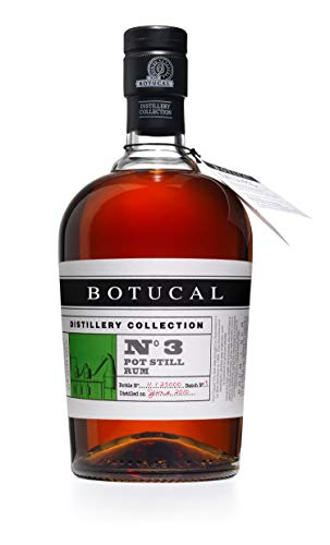 Botucal Distillery Collection - No. 3 POT STILL RUM 0,7 Liter