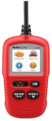 Autel Autolink Al329(Upgraded AL319) Code Reader OBDII Scanner