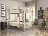 Strictly Beds and Bunks - Cypress Bunk Bed, 3ft Single