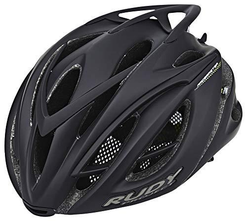 Rudy Project Racemaster Helm Black Stealth (Matte) Kopfumfang 51-55cm 2021 Fahrradhelm
