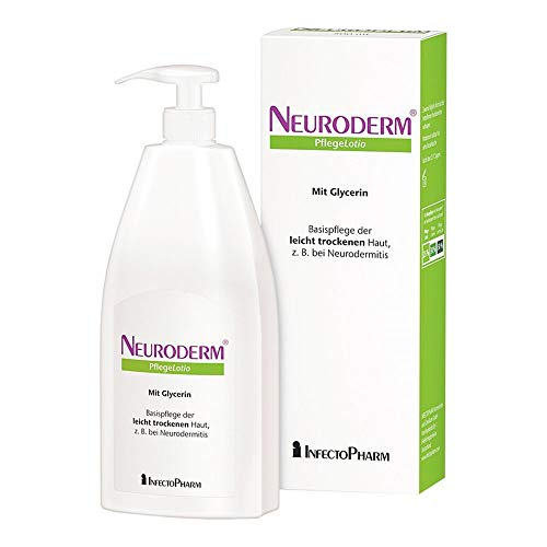 NEURODERM Pflegelotio 500 ml