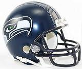 NFL Seattle Seahawks réplica de Mini Casco de fútbol