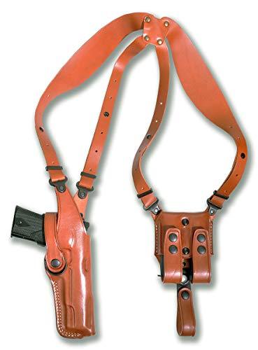 Premium Leather Vertical Shoulder...