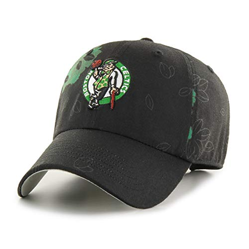 OTS NBA Boston Celtics Women's Elsie Challenger Adjustable Hat, Team Color, Women's