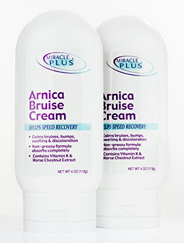 Miracle Plus Arnica Bruise Cream fo…