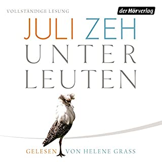 Unterleuten audiobook cover art