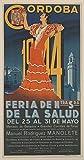 Cordoba Feria 25 AL 31 Mayo Poster Reproduktion, Format 50