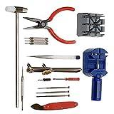 DIY Crafts 16 - Pcs Repair Tool Kit Band Strap Li Remover Back