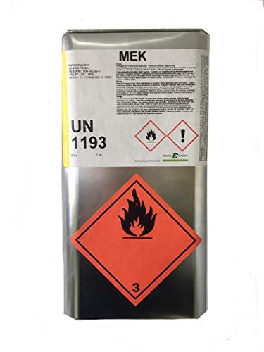Methylethylketon (MEK) 5 Liter Blechkanister