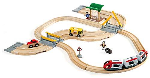 BRIO Rail & Road Set de viaje