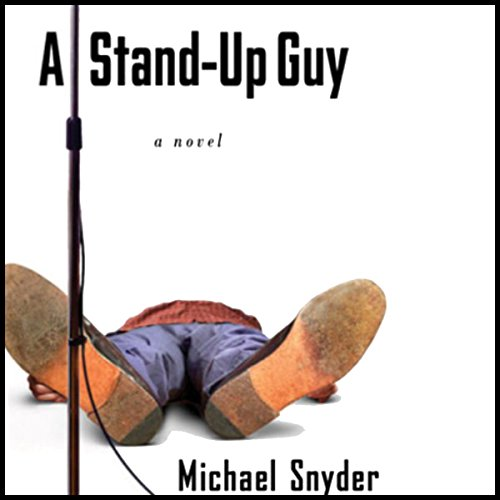 A Stand-Up Guy audiobook cover art