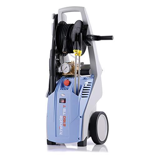 Kraenzle K 2160 TS T Vertical Eléctrico 660l/h 3200W Azul, Color blanco Limpiadora de alta presión o Hidrolimpiadora - Limpiador de alta presión (Vertical, Eléctrico, 5 m, Azul, Blanco, 660 l/h, 140 bar)
