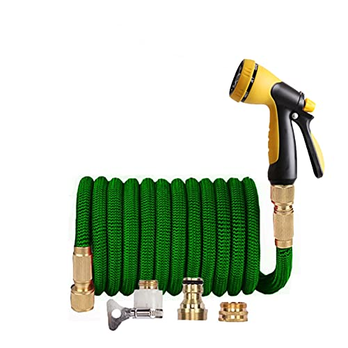 """Tuinslang Tuin Water Slang Uitbreidbaar Flexibele Magic Watering Slang Hogedruk Car Wash Plastic Met Spray Set Irrigation Tool (Color : R05, Diameter : 1/2"""")"""