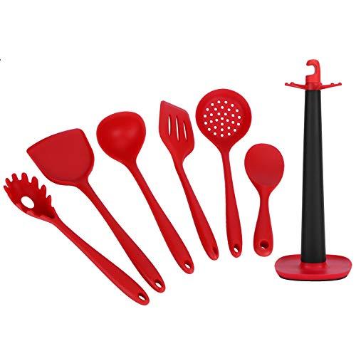 7PCS / Set Küchenutensilien Silikon...
