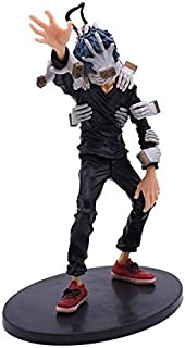 2pcs Anime My Hero Academia Shigaraki Tomura Himiko Toga Cross my body Action Figures Toy Hero Academia Statue Figurine To...