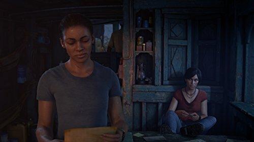 Uncharted: El Legado Perdido (PS4)
