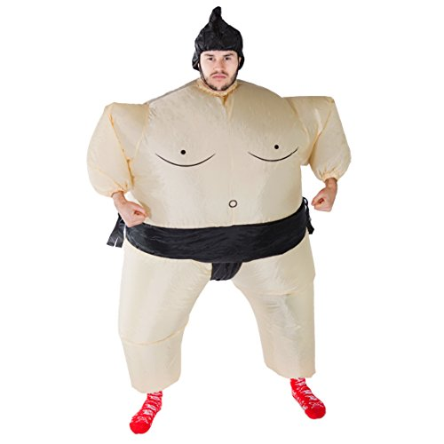 Sumo Suit For Your Next Halloween Party