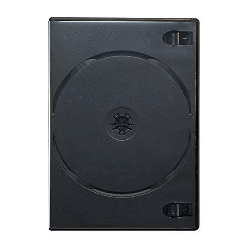 『サンワサプライ DVDトールケース(8枚収納) ブラック 3枚セット DVD-TW8-03BK』の6枚目の画像