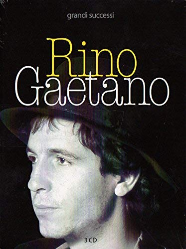 Rino Gaetano - Grandi Successi - Sony 3 CD